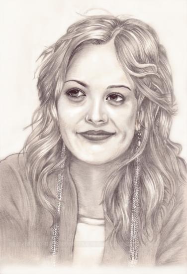 Hilary Duff por OMKAR